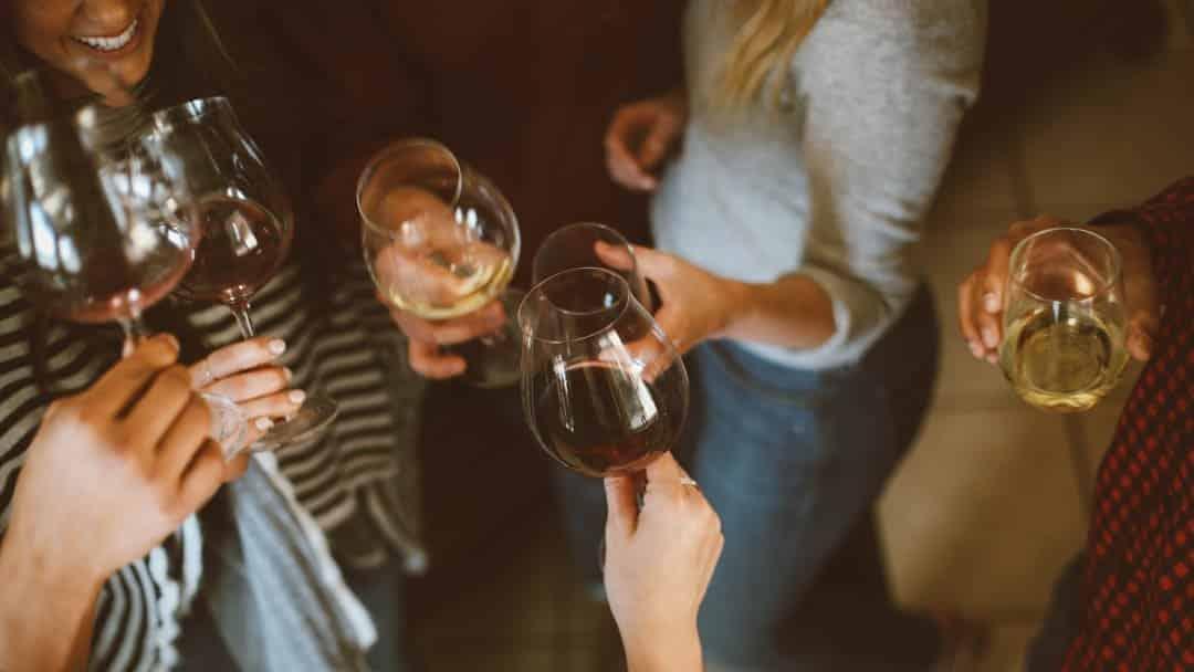 5 Fun Holiday Drinking Games