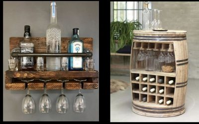 DIY Home Bars