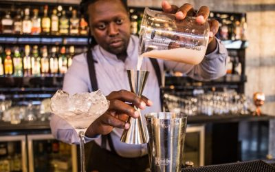 Want to become a fully trained professional barman?