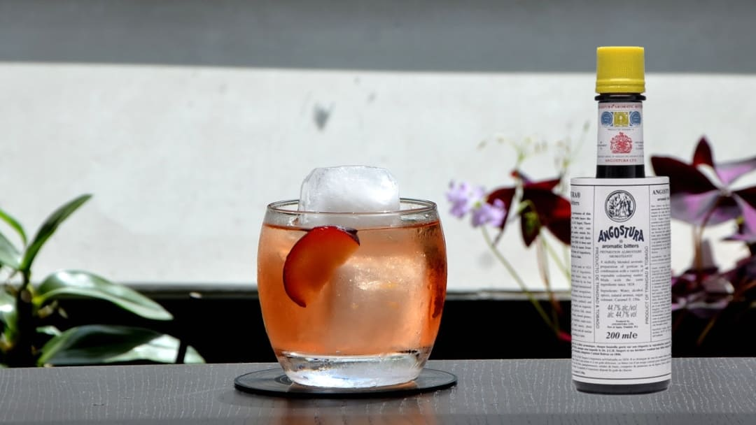 Why Bitters is The Perfect Cocktail Ingredient