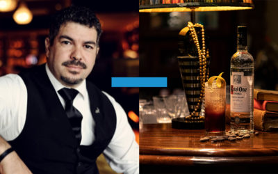 Ketel One Hive Collective – The Hand Up Mentorship Program by Brent Perremore